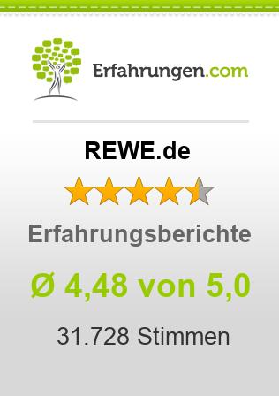 REWE.de Erfahrungen