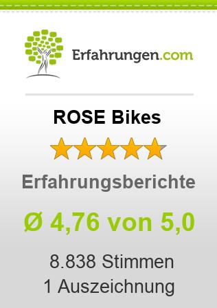 ROSE Bikes Erfahrungen
