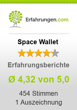 Space Wallet Bewertungen