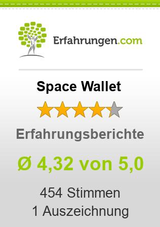 Space Wallet Erfahrungen