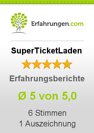 SuperTicketLaden Bewertungen