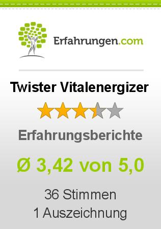 Twister Vitalenergizer Erfahrungen