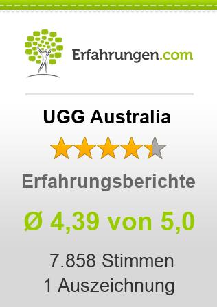UGG Australia Erfahrungen
