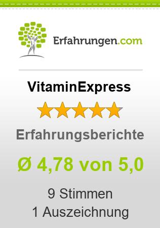 VitaminExpress Erfahrungen