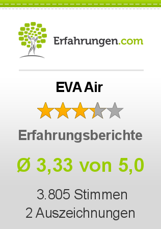 EVA Air Erfahrungen