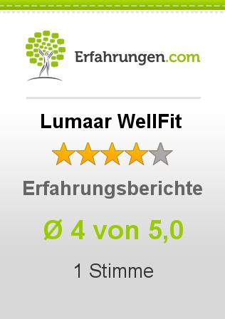 Lumaar WellFit Erfahrungen