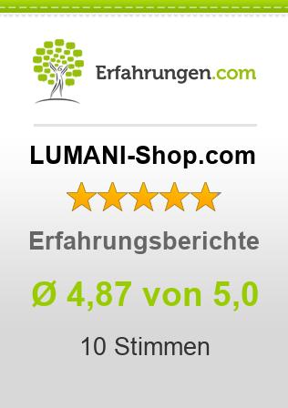 LUMANI-Shop.com Erfahrungen