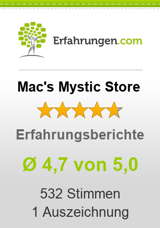 Mac's Mystic Store Erfahrungen