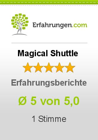 Magical Shuttle Erfahrungen