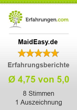 MaidEasy.de Erfahrungen