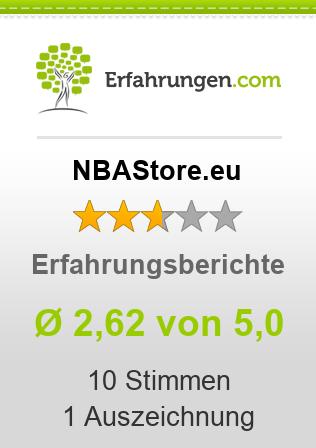 NBAStore.eu Erfahrungen