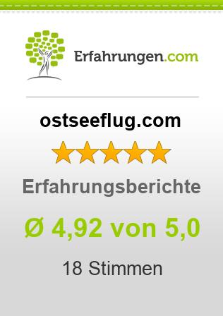ostseeflug.com Erfahrungen