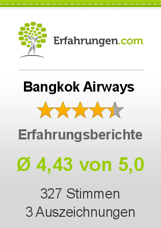 Bangkok Airways Bewertungen