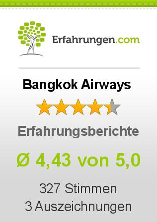 Bangkok Airways Erfahrungen