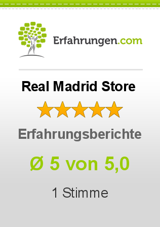 Real Madrid Store Bewertungen