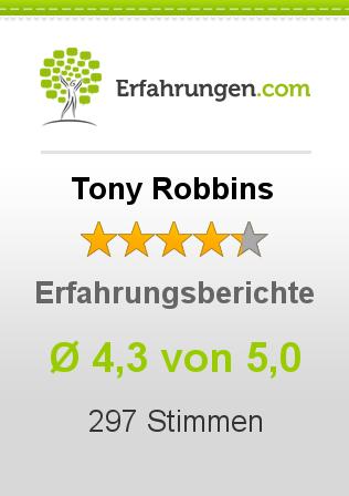 Tony Robbins Erfahrungen