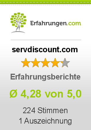 servdiscount.com Erfahrungen