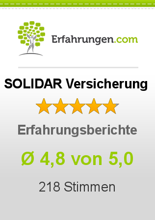 SOLIDAR Versicherung Erfahrungen