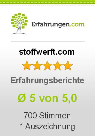 stoffwerft.com Erfahrungen