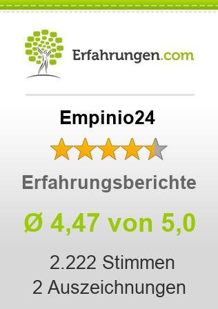 Empinio24 Erfahrungen