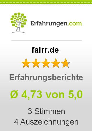 fairr.de Erfahrungen