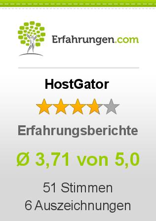 HostGator Erfahrungen