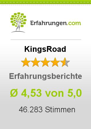 KingsRoad Erfahrungen