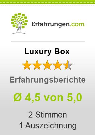 Luxury Box Erfahrungen
