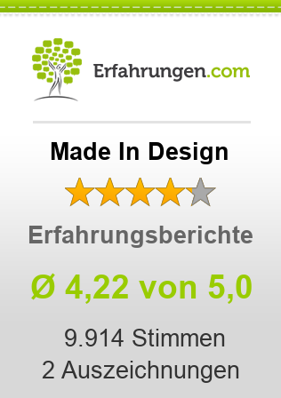 Made In Design Erfahrungen
