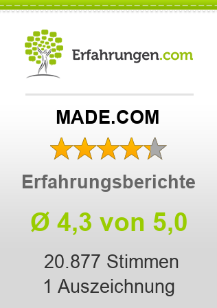 made.com Bewertungen