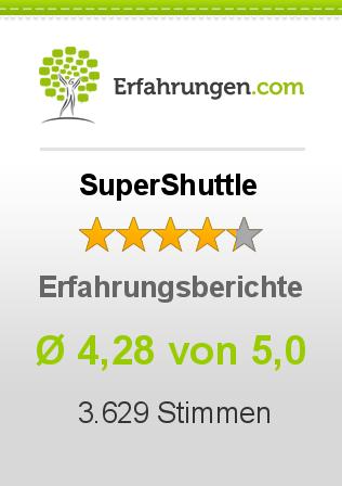 SuperShuttle Erfahrungen