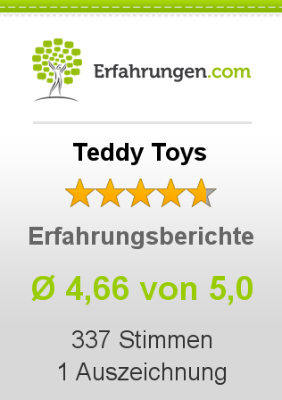 Teddy Toys Bewertungen