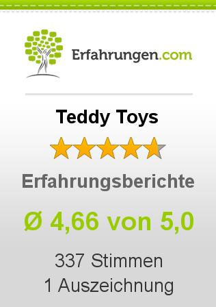 Teddy Toys Erfahrungen