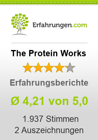The Protein Works Erfahrungen