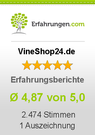 VineShop24.de Bewertungen