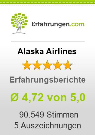 Alaska Airlines Erfahrungen