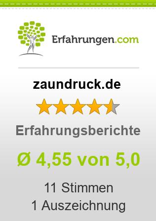Zaundruck De ᐅ zaundruck.de erfahrungen aus 8 bewertungen » 5/5 im test