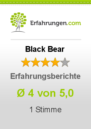 Black Bear Bewertungen