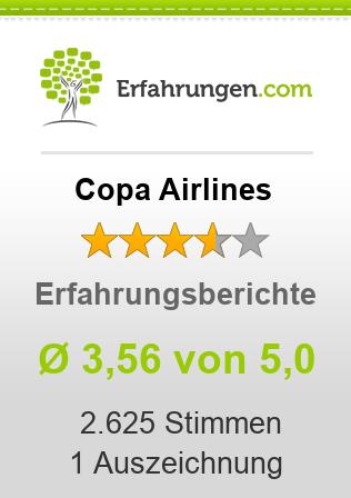 Copa Airlines Erfahrungen