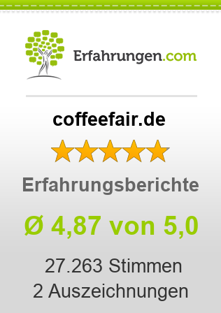 coffeefair.de Bewertungen