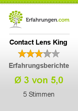 Contact Lens King Erfahrungen