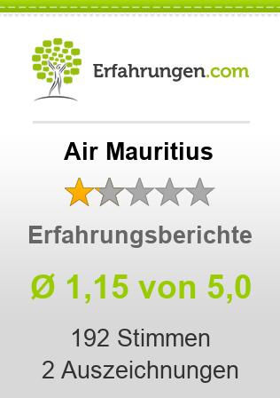 Air Mauritius Erfahrungen