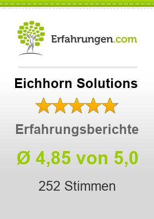 Eichhorn Solutions Erfahrungen
