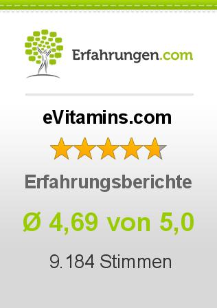 eVitamins.com Erfahrungen