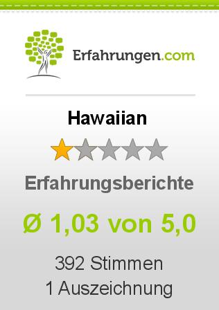 Hawaiian Erfahrungen