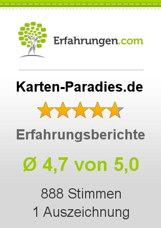 Karten-Paradies.de Erfahrungen