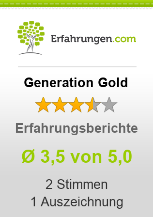 Generation Gold Bewertungen