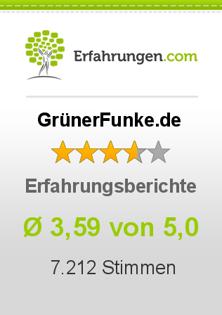 GrünerFunke.de Erfahrungen