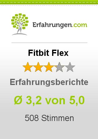 Fitbit Flex Erfahrungen