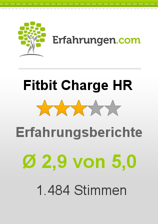 Fitbit Charge HR Erfahrungen
